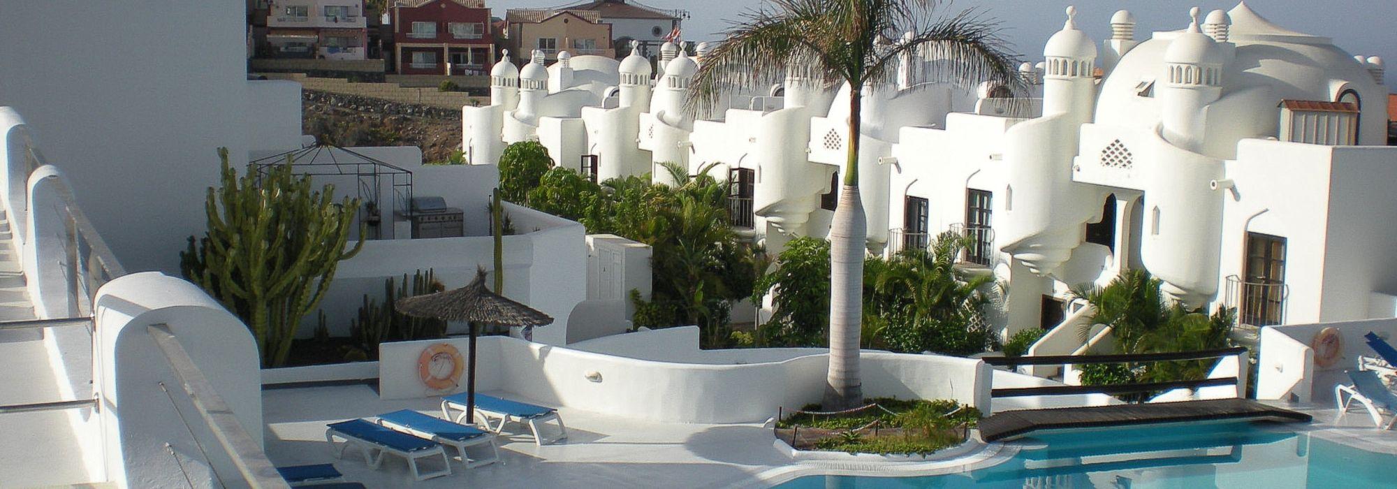 Villetta in residence a Playa Paraiso – Tenerife SUD