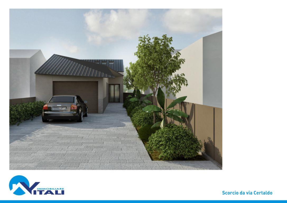 La tua casa indipendente con giardino a San Mauro