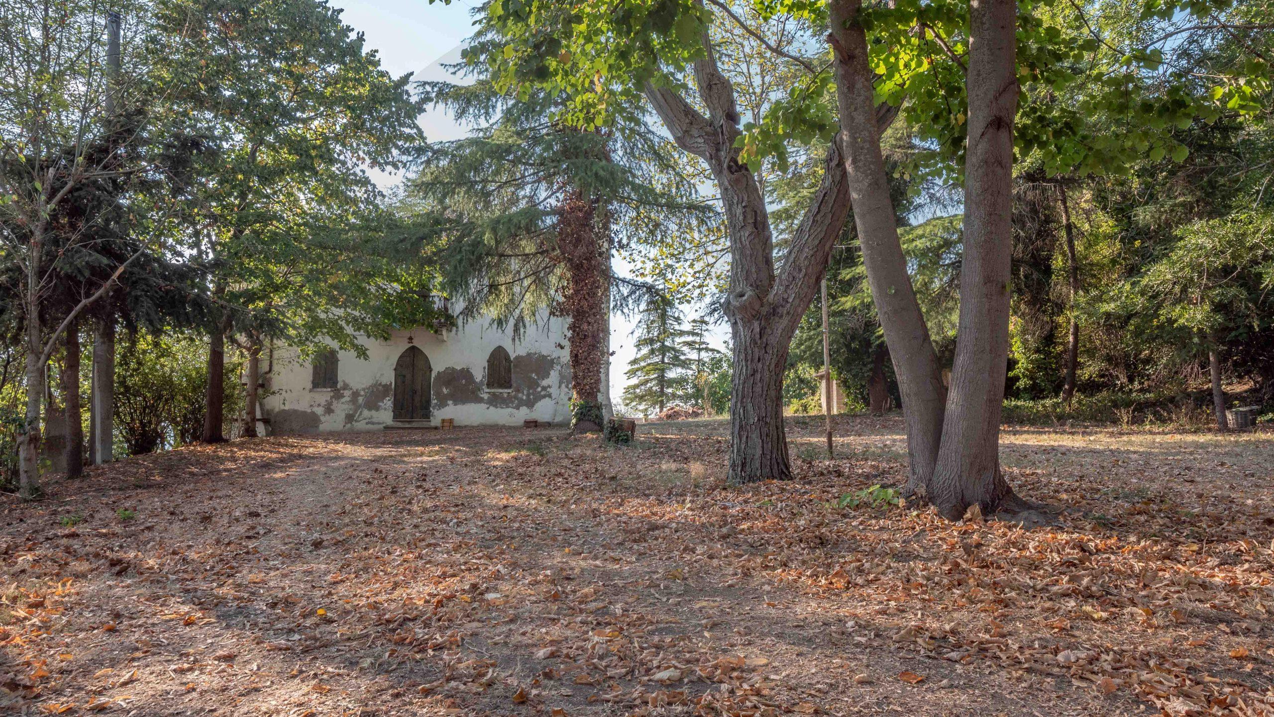 Una villa vescovile a Polenta di Bertinoro
